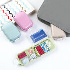 Portable Multifunction Drug Packing Plastic Pill Box Creative Travel Accessories