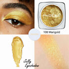 Hot PHOERA Glitter Powder Shimmering Eyeshadow Metallic Eye Cosmetic Beauty