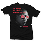 Addicted to Fresh Tee by Bobby Fresh to Match the Infrared 6's Jay-z Tee