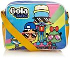 'Gola By Tado Redford Dudes Messenger/shoulder Bag Skaters Blue
