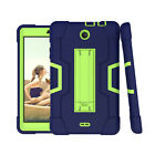 For Alcatel 3T/Joy Tab 8.0 Inch Shockproof Kickstand Case+Screen Protector Film