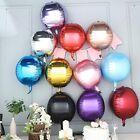 14-Inch wide 4D Oval Mylar Foil Balloons Party Wedding Decorations Supplies Sale