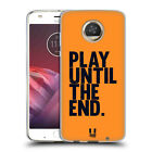 HEAD CASE DESIGNS POWER STATEMENT GEL CASE FOR MOTOROLA PHONES