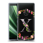 HEAD CASE DESIGNS DECORATIVE INITIALS 2 GEL CASE FOR SONY PHONES 1