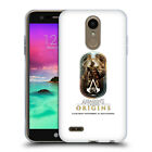 OFFICIAL ASSASSIN'S CREED ORIGINS CHARACTER ART GEL CASE FOR LG PHONES 1