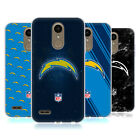 OFFICIAL NFL 2017/18 LOS ANGELES CHARGERS SOFT GEL CASE FOR LG PHONES 1 $17.95 USD on eBay