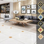 PVC Art Floor Stickers 15pcs Self Adhesive Ceramic Tile Wall Sticker Home Decor