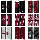 OFFICIAL NBA MIAMI HEAT LEATHER BOOK WALLET CASE FOR SONY PHONES 1 on eBay