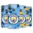 MANCHESTER CITY MAN CITY FC DIGITAL CAMOUFLAGE GEL CASE FOR HTC PHONES 1