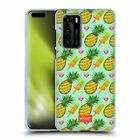 OFFICIAL emoji® HAPPY SUMMER GEL CASE FOR HUAWEI PHONES