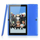 7 inch Kids Android 4.2 Tablet PC Quad Core 8GB WIFI Dual Camera Child Children