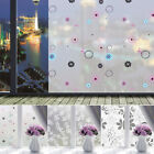 Privacy Frosted Home Bedroom Bathroom Door Window Sticker Glass Film Hot Sale