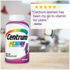 Centrum Silver Multivitamin Multimineral Supplement  for WOMEN 50+, 250 Tablets $14.99 USD on eBay