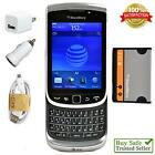 Купить Blackberry Torch 9800 (AT&T) 3G GSM SmartPhone Touchscreen QWERTY Slider