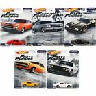 Hot Wheels GBW75-956C 1/64 FAST AND FURIOUS FORD MUSTANG PONTIAC CHEVROLET