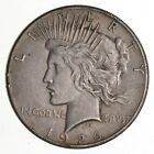 Better - 1926 - Peace Silver Dollar - 90% US Coin *825
