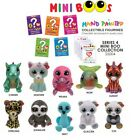 2019 TY Beanie Boos Mini Boo Series 4 Collectible Handpainted Vinyl Figurine
