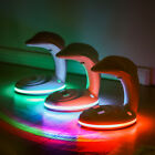 Dolphin Shape Projection Light USB Colorful LED Night Light Bedroom Table Lamp