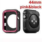 Protector Frame Protective TPU Case Cover Bumper For Apple Watch Series 4 3 2 1
