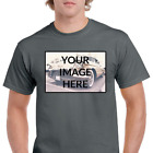 Add Your Image - Personalized T-Shirt, Custom T-Shirts, tee Custom Shirt for Men image