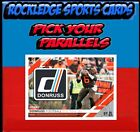 2019 Donruss Football Parallels (Pick Your Cards). on eBay