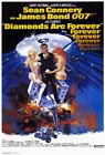 241096 DIAMONDS ARE FOREVER Movie Bond WALL PRINT POSTER FR $20.38 CAD on eBay