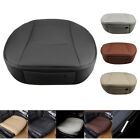 Universal PU Leather Deluxe Cushion Car Driver Seat Cover Mat Protector Cushion