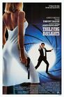 232661 1987 THE LIVING DAYLIGHTS MOVIE WALL PRINT POSTER AU $49.95 AUD on eBay