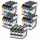 LC203 XL High Yield Compatible Ink Cartridges Lot For Brother MFC-J460DW J480DW