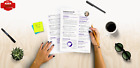 write a professional resume, CV for busy hiring managers