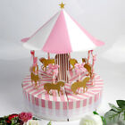 Unique Carousel Candy Box Sweets Gift Box Wedding Baby Shower Unicorn Party Box