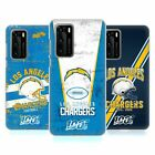 OFFICIAL NFL 2019/20 LOS ANGELES CHARGERS HARD BACK CASE FOR HUAWEI PHONES 1