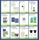 [X1] - X1 PREMIER SHOW-CON OFFICIAL MD GOODS LIST [In Stock]