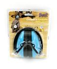New Banz EarBanZ Kids Hearing Protection Blue Earmuffs Ages 2-10 #3438