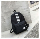 'Original Adidas Linear Performance Backpack Sports School Bag Rucksack Training