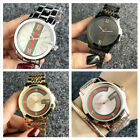 2019 Luxury GG Watch Men Women Fashion Stainless steel Quartz Wrist Watch Unisex image