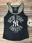 Kids Youth Girls New York Yankees Race Back Tank Top Shirt Size XS 4/5, S 6/6X on Ebay
