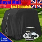 2-4 Passenger Protector Golf Cart Buggy Cover Waterproof For Yamaha EZ Go Club