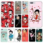NEW Cute Sexy Betty Boop Hard Case For iPhone 11 Pro Max XS Max XR X 8 7 6 Plus $4.27 USD on eBay