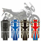 3D Tank Pad Protector Decal Sticker For Triumph Tiger Explorer 1200 2012-2017 $22.07 USD on eBay