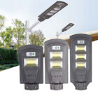 20W/40W/60W LED Solar Street Light IP65 PIR Motion Sensor Wall Lamp Waterproof