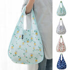 Waterproof Reusable Foldable Shopping Tote Bag Women Portable Eco Grocery Bags