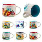 Внешний вид - 14oz Coffee Mug Global Idol City Collector Series Mugs You Are Here cups