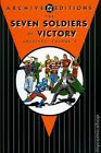 DC Archive Editions Seven Soldiers of Victory HC #3-1ST VF 2008 Stock Image picture