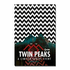 Twin Peaks TV Series Print Art Silk Poster for sale  Shipping to South Africa