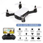 913 1080P 5G Wifi FPV Drone Camera Brushless GPS Quadcopter Toy for Adults D2L9