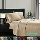 Egyptian Comfort 4 Piece Deep Pocket 1800 Count Hotel Luxury Bed Sheet Set H4 image