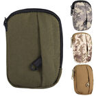 Unisex Coin Purse Waist Bag Practical Camping Hiking Hunting Camouflage Outdoor