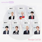 BTS WORLD Manager Card Set with Tracking Code