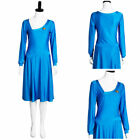 hot!Star Trek Deanna Troi Party Dress Ball Gown Cosplay Cos on eBay